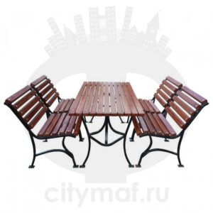 Комплект мебели для кафе «Элегант»
