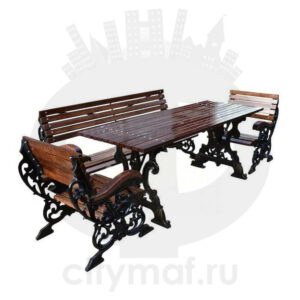 Комплект садовой мебели «Флора»