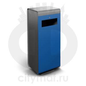 Урна для раздельного сбора мусора «Гратия»
