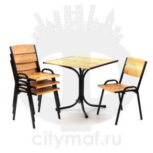 Комплект мебели «Петергоф» для кафе и ресторанов