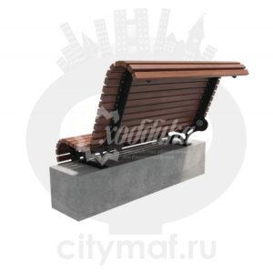 Скамейка «Подиум»