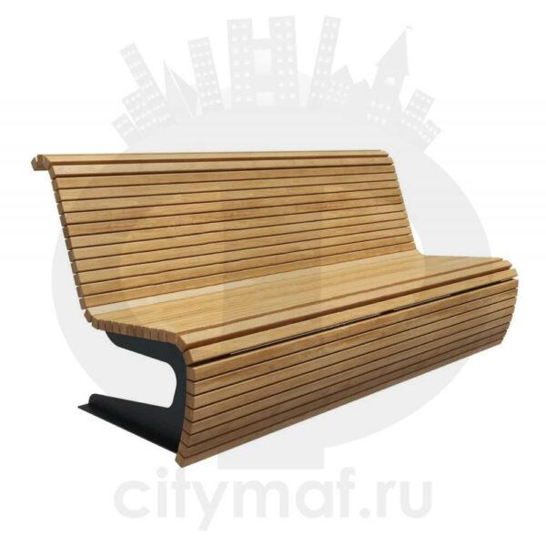 Скамейка «Архимед»
