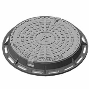 Люк канализационный тип Л ГОСТ3634-99