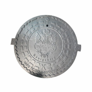 Люк канализационный тип Т ГОСТ3634-99