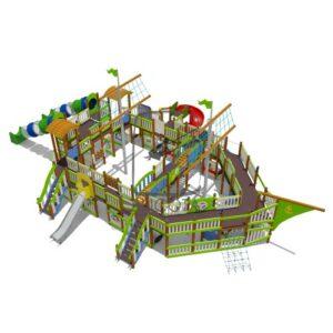 ВСТ 2007 Детский игровой комплекс