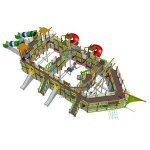 ВСТ 2008 Детский игровой комплекс
