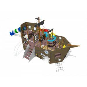 ВСТ 2009 Детский игровой комплекс
