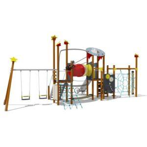 ВСТ 4003/3 Детский игровой комплекс