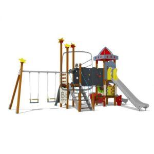 ВСТ 4004 Детский игровой комплекс