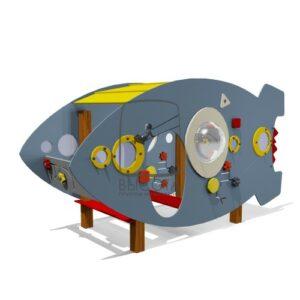 """ВСТ 4120 Игровой макет """"Ракета"""""""