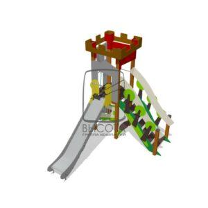 ВСТ 5001 Детский игровой комплекс