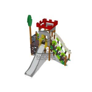 ВСТ 5002 Детский игровой комплекс