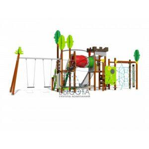 ВСТ 5003 Детский игровой комплекс
