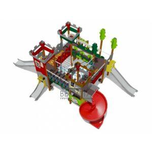ВСТ 5004 Детский игровой комплекс