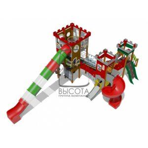 ВСТ 5005 Детский игровой комплекс