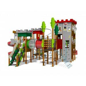 ВСТ 5006 Детский игровой комплекс