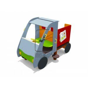 """ВСТ 5620 Игровой макет """"Машинка"""" без горки"""