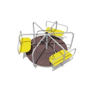 ВСТ 5726 Карусель с 6-ю сидениями