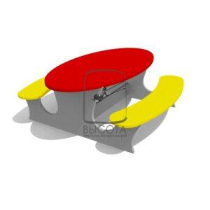 ВСТ 1298 Столик детский