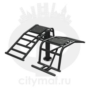 ВСТ 7017 Тренажер для мышц брюшного пресса
