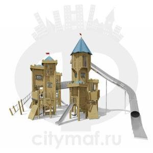 VST 0014 Детский игровой комплекс Средний Замок