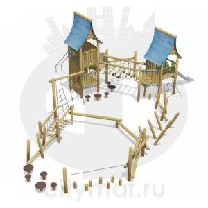 VST 0027 Детский игровой комплекс