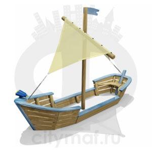"VST 0115 Песочница ""Кораблик"""