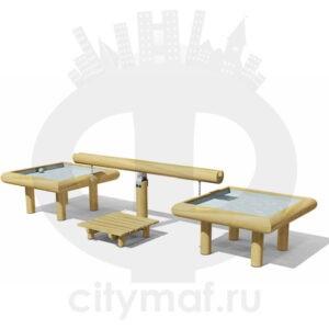 VST 0118 Композиция для игры с песком и водой