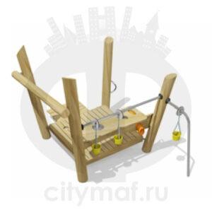 VST 0119 Композиция для игры с песком и водой