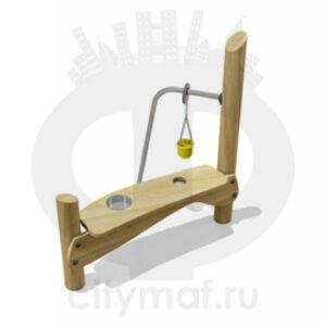 VST 0120 Композиция для игры с песком и водой